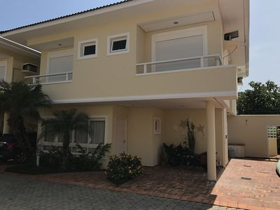 Photo for Juquehy - Excellent House in a Condominium 150 meters from the Beach
