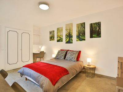 Photo for Fabulous modern studio apartment in central Cannes
