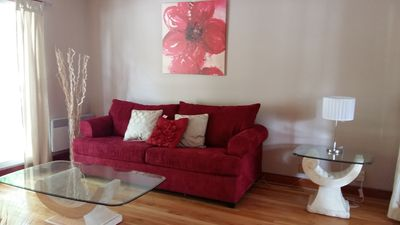 Photo for 2BR Apartment Vacation Rental in Montreal, QC
