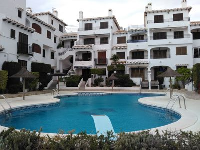 Photo for Cabo Roig, Excellent 2 bedrooms apartment, air conditioned & comunity pool.Golf