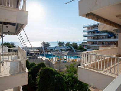 Photo for 2BR Apartment Vacation Rental in Saronida