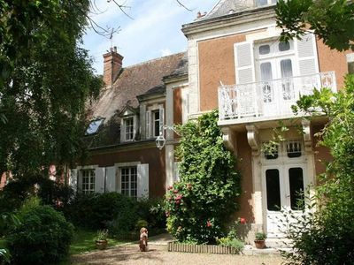 Photo for The Aphélide, charming residence in the heart of Perche