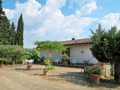 Photo for Vacation home Casa Alvino (CET239) in Certaldo - 6 persons, 3 bedrooms