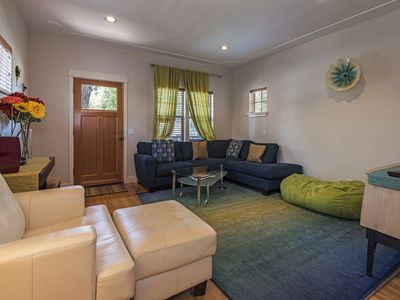 Photo for Great Downtown Bend Location with Private Patio & Hot Tub
