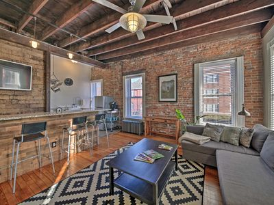 Central STL Chic Apartment in Tower Grove!