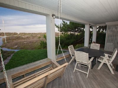 Photo for 6506 A Oceanfront Cottage