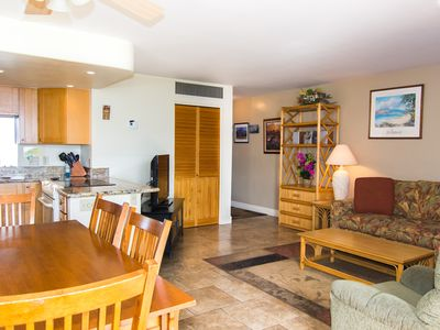 Photo for Oceanfront Ground Floor Unit with Convenient Location