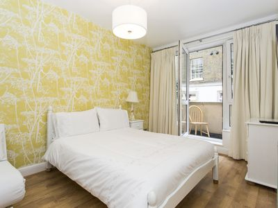 Photo for Luxury 2 bedroom Apartment St.Pauls - Two Bedroom Apartment, Sleeps 8