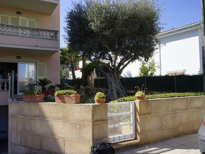 Photo for Beautiful apartment with WIFI ground floor with private garden and large terrace