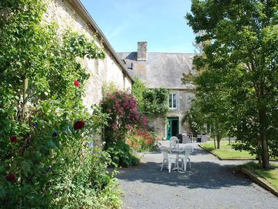 Photo for Bed and breakfast in the heart of the landing in a XVIII century farm