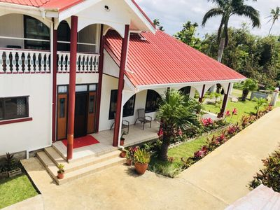 Photo for Tonga Holiday Villa Entire Place