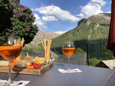 Photo for Upscale chalet with exceptional views