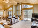 3BR House Vacation Rental in Truckee, California