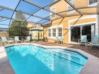 Photo for Magical Holiday Rental Only 3 Miles to Disney World With Private Pool!