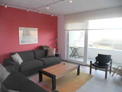 Photo for APPART WIMEREUX / 2 CH / RESIDENCE / NEAR GOLF AND BEACH / PARKING / WIFI