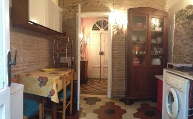 Photo for Holiday Cecina - historic apartment furnished with period furniture