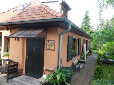 Photo for Holiday apartment in a quiet location close to the city center Babelsberg