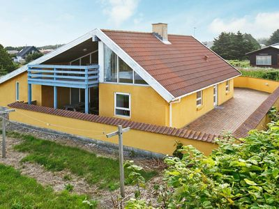 Photo for Cozy Holiday Home in Thisted with Swimming Pool