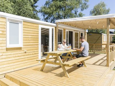Photo for new/modernised accommodation in the holiday park Landal Sonnenberg -