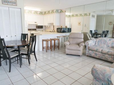 Photo for Southwind D1 One Bedroom Condo Near the Beach