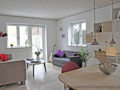 Photo for City Apartment in Frederiksberg with 1 bedrooms sleeps 4