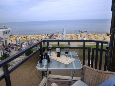 Photo for Apartment MB36 in the middle of Duhnen with a sea view