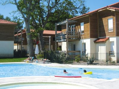 Photo for Residence Les Terrasses du Lac, Aureilhan  in Landes - 6 persons, 1 bedroom