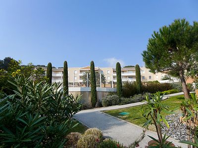 Photo for Apartment Le Domaine de la Baie in Cavalaire - 4 persons, 2 bedrooms