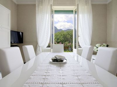 Photo for Apartment SOGNO  in Bellagio, Lake Como - 6 persons, 2 bedrooms