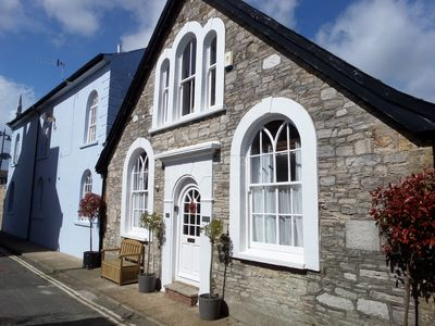 Photo for Award winning Old School conversion with river views, Pet friendly, Free parking