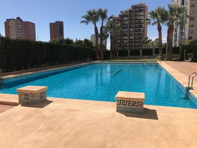 Photo for APARTMENT IN PONIENTE BEACH