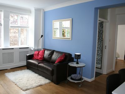 Photo for Great location - 5 min walk to 2 underground stations. Excellent Reviews