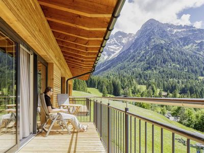 Photo for 2BR Apartment Vacation Rental in Mittelberg