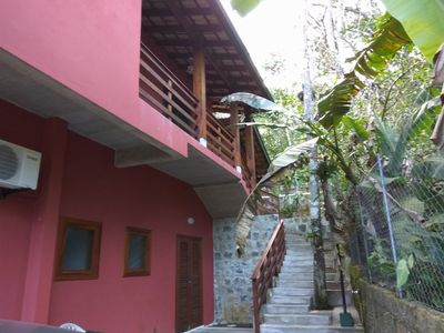 Photo for VILLA FÉLIX CHALET 7 (ONE ROOM) 2 MINUTES TO THE FOOT OF THE BEAUTIFUL BEACH OF FAITH