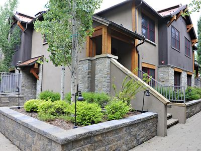 Photo for Sun Valley/Ketchum, ID 3 Bed/3 Bath Townhome *Baldy Views, Hot Tub, Walk to Town