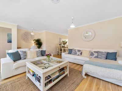 Photo for Mount Martha Coastal Chic located just 200 metres from the sea!