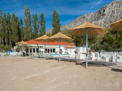 Photo for Vacation home Camping Galeb in Omiš - 3 persons, 1 bedrooms