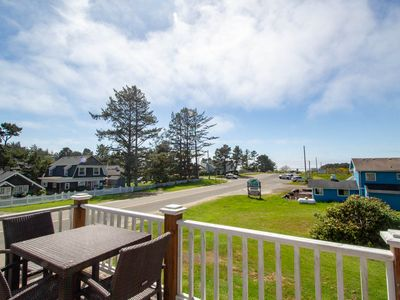 Photo for Location!!, Ocean View, Pets OK, *HOT TUB* Step to beach/town, WiFi (1303Bay)