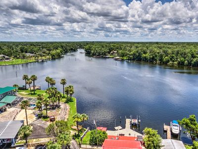 Photo for Homosassa River Home w/ Dock and Boat Ramp!