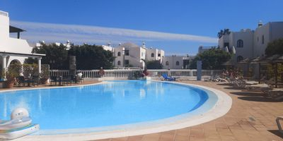 Photo for Holiday apartment Costa Teguise for 1 - 4 persons with 1 bedroom - Holiday apartment