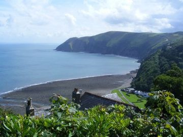 Lynmouth, Devon, UK