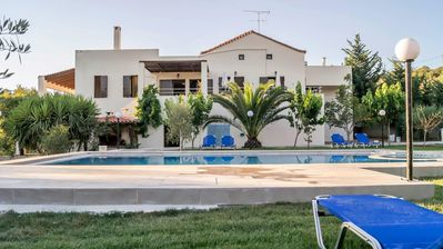 Photo for House in Rethimno with Internet, Pool, Air conditioning, Parking (488740)