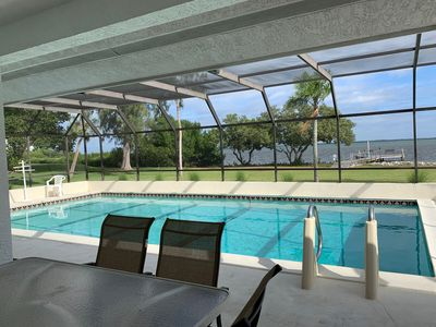 Photo for Bayfront Longboat Key House with Pool and Beach Access