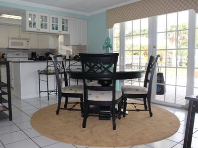 Photo for BEACH HOUSE W/ PRIVATE POOL, STEPS FROM BEACH!!! 4 houses from A1A!