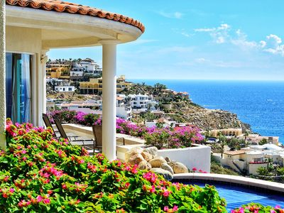 Photo for Villa Thunderbird - 3-6 Bdrm Private Villa in Pedregal - Breathtaking Ocean Views!