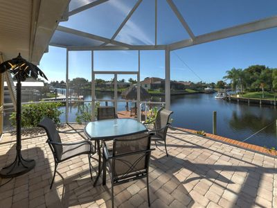 Photo for Wischis Florida Vacation Home - Orange Bay in Cape Coral