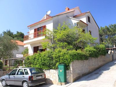 Photo for Apartment in Vrboska (Hvar), capacity 4+2