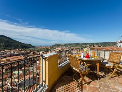 Photo for 3BR House Vacation Rental in Bosa, Sardegna