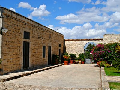 Photo for The House of the Artist, Modica, RELAX AND COMFORT