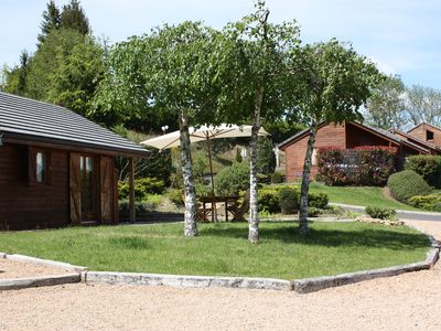 Photo for village of 14 cottages in comfortable chalets
